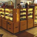 Fábrica de quiosque para shopping