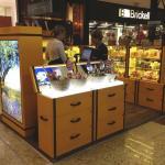 Projeto quiosque shopping