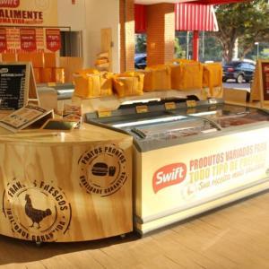 Mercado da Carne Swift - Alphaville